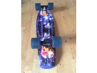 "Penny Skateboard ""Space"" 22"""