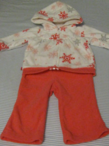 *Outfit for a 6 mo baby girl