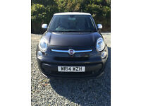 Fiat 500 MPW 1.4 diesel automatic 7 seater