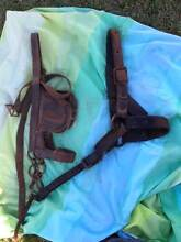 Old Stock Saddles / Bridles / Winkers / Leather Halter / Bits Yarraman Toowoomba Surrounds Preview