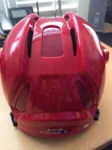 CCM Fitlite Hockey Helmet SIze Small - Red Oakville / Halton Region Toronto (GTA) image 3
