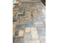 Paving Flags (32.4 m2)