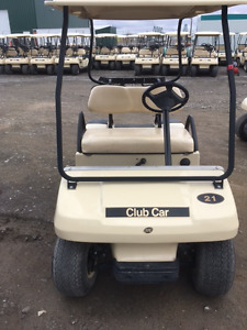 2006 Club Car DS Gas Golf Carts