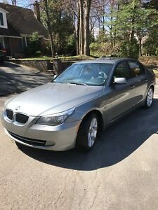 2009 BMW 5-Series 535i xDrive double turbo
