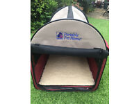 PORTABLE PET HOME FOR DOGS by PETMATE: Medium Size