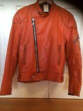 BELSTAFF Vintage Leather Motorcycle Jacket Darlington Mundaring Area Preview