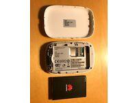 Huawei 5331 mobile Wifi hotspot