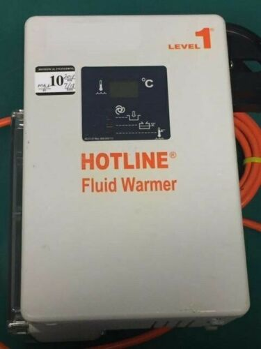SMITHS MEDICAL HOTLINE LEVEL 1 HL-90 Converted to HL-390 BLOOD, FLUID WARMER