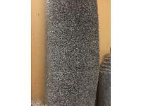 Grey Carpet Remnant 2.45 x 4.00m, £50