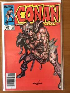 CONAN #163 comic book - NM condition - bagged & boarded - $20
