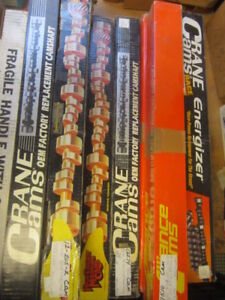 High Performance and Stock Camshafts. Chevrolet