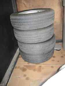Triumph Spitfire 1500 Wheels and Tires London Ontario image 2