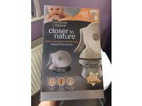 BRAND NEW!! Tommee Tippee Manual Breast Pump