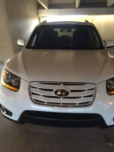 2010 Hyundai Santa Fe Limited 3.5L V-6 SUV, Crossover