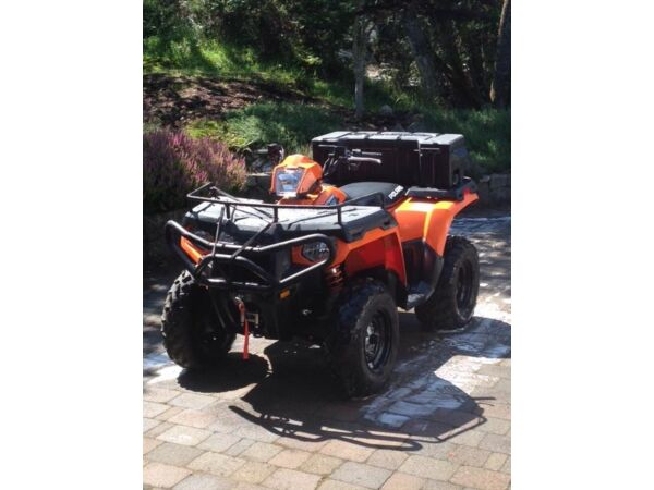 Used 2012 Polaris Sportsman 500 H.O. Limited Edition
