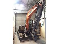 Restore-Repair-Paint Service -- Tractor/Excavator/MiniDigger/Dumper/Telehandler/Trailer/Forklift/Jib