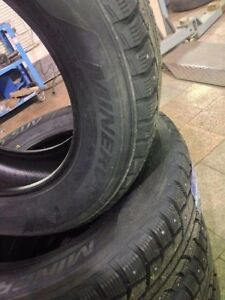 4 Winter Tires  225/55/R18 for Sale
