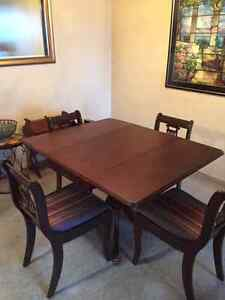 Dining Table w/ Chairs