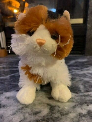 Webkinz Calico Cat Plush Only (NO CODE)