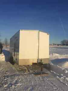 2013 8.5 X 16 foot enclosed trailer