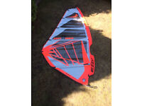 ALL MUST GO. EZZY Wave & Slalom Sails. F2 AXXIS 262 & Chris Lovelock 250 Boards. Double Board Bag