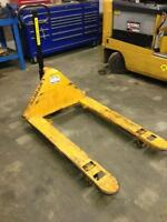 Liftrite 4 way palletjack