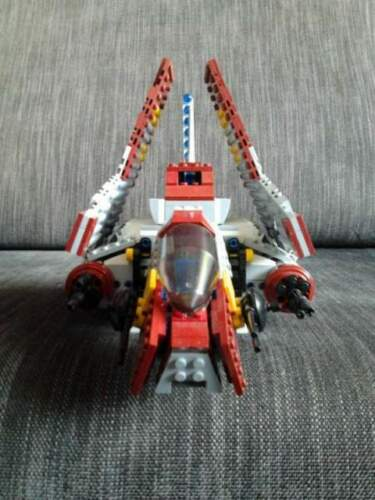 Lego Star Wars 8019: Republic attack shuttle
