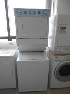 ENSEMBLE LAVEUSE-SECHEUSE WHIRLPOOL / WHIRLPOOL WASHER AND DRYER SET