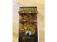 Tortuga Effects – Diamondback British Drive Guitar Pedal