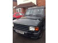Land Rover discovery 300tdi x2