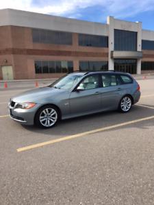 2007 BMW 328xi WAGON FOR SALE - $9800 . *158XXXKM, NAV,AUTO*