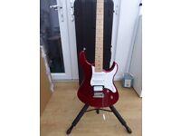 Yamaha Pacifica 112VM Electric Guitar & Case - Excellent Condition