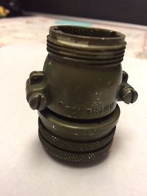 Ms3106b20-18s Amphenol Connector Plug New