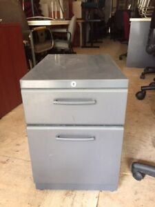 2 & 3 drawer pedestal file cabinets - lots to choose from