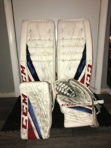 Goalie Equipment for Sale - Limited Carey Price Set