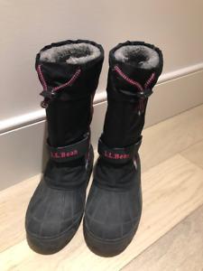 LL Bean Kids Boots Size 13   $10