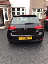 Golf (Black), MK7, DSG, Se Blue Motion Tech TDI Sa, 2013, 5 Door, Automatic, 1.6