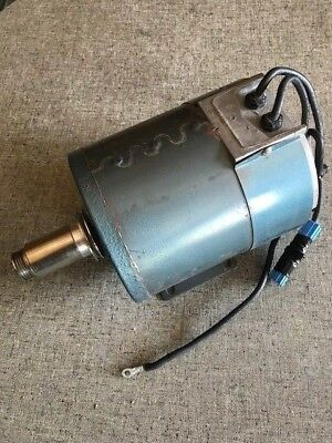 Clarke 56037a  Permanent Magnet Dc Motor 24 Vdc 34 Hp