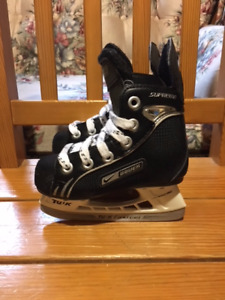 Boy's/Toddler Size 7 Skates & Boy's/Toddler Size 6 Skates