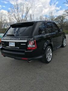 2013 Land Rover Range Rover Sport SUPERCHARGED SUV, Crossover