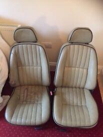 MG F Car Seats