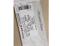 2 x The Kooks Tickets. Printed. London. £55 each