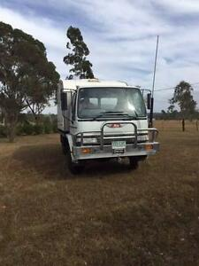 Hino off road 4x4 motorhome Highfields Toowoomba Surrounds Preview