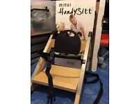 Minui Handysitt Childs Seat (fits on a normal chair)