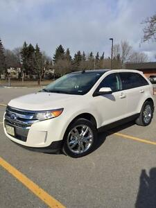 2013 Ford Edge SEL NAV VISTA PANO ROOF LEATHER