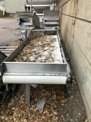 Conveyor Food Grade Stainless Steel