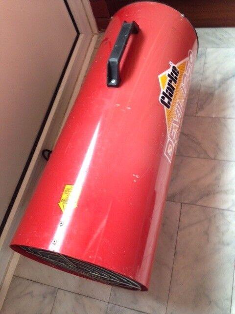 Clarke Devil 1250 Space Heater
