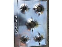 SMEG 5 Burner Gas Hob