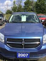 2007 Dodge Caliber R/T St. Catharines Ontario Preview