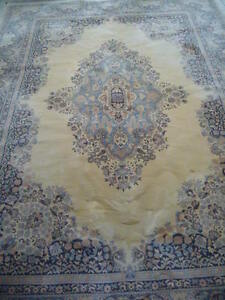 Courtrais Collection New Wool Fine Oriental Rug, Size 2.5 x 3.4m